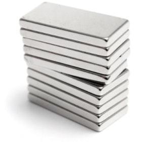 Neodýmové magnety - kvádre
