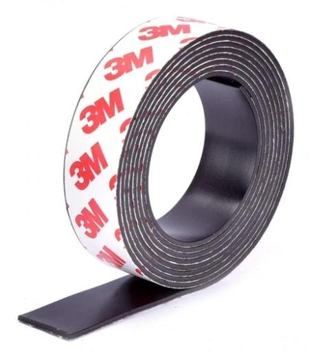 magnetické pásky a magnetické fólie