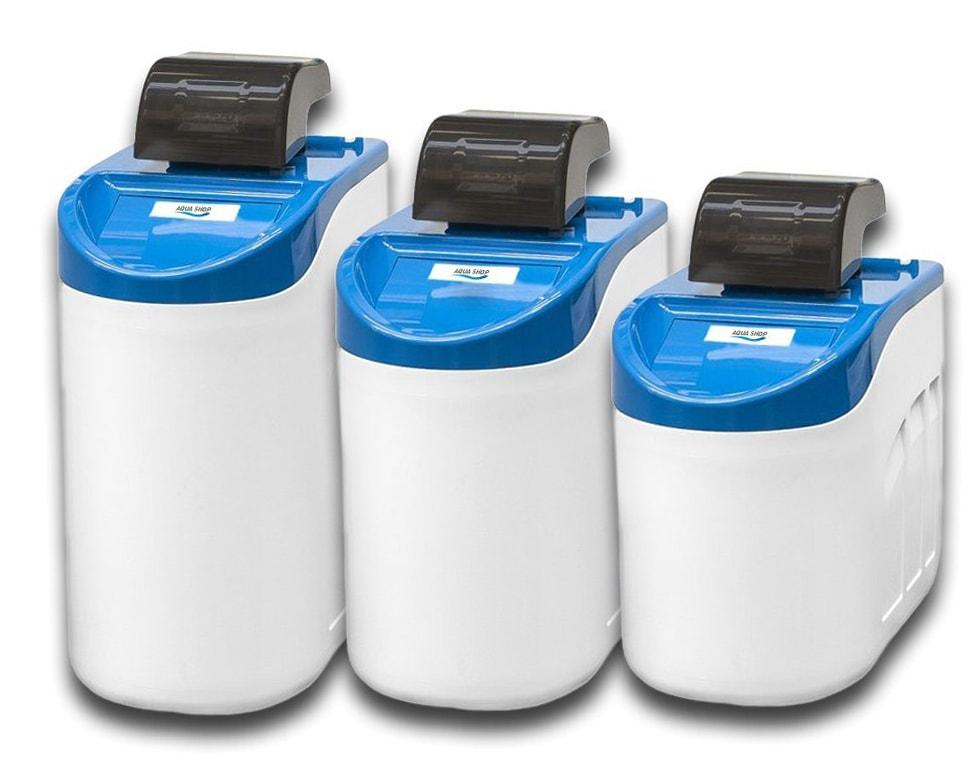 Chemické zmäkčovače vody na odstránenie vodného kameňa