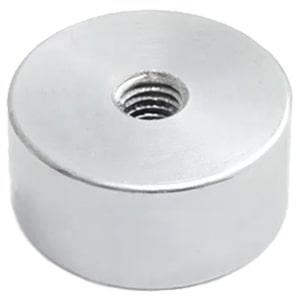 Magnetický úchyt s vnútorným závitom
