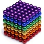 farebné magnetickú guličky NeoCube