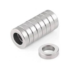 neodýmové magnety prstene
