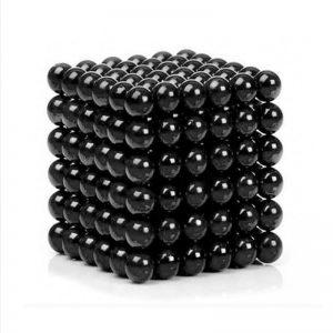 Magnetické   guličky NeoCube čierna