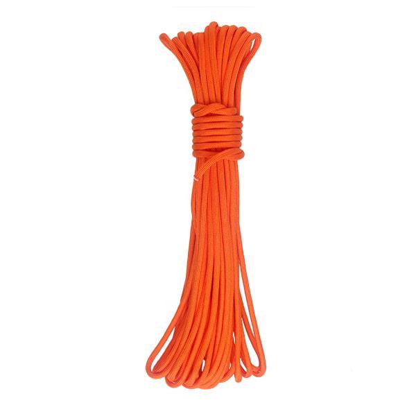 Lano pre magnet fishing hrúbka 5 mm (oranžové 15 m)