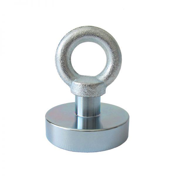 Magnet s okom - sila 162 kg
