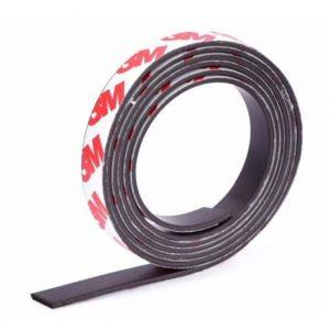 Magnetická   lepiaca páska 10x1,5 mm (1meter)