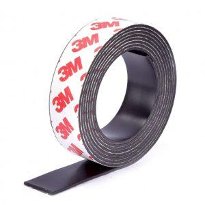Magnetická   lepiaca páska 20x1,5 mm (1meter)