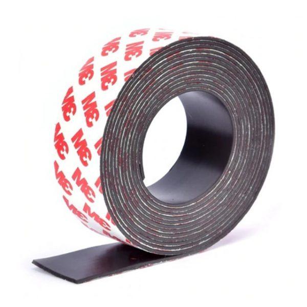 Magnetická   lepiaca páska 30x1,5 mm (1meter)