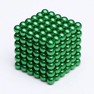 Magnetické   guličky NeoCube zelená