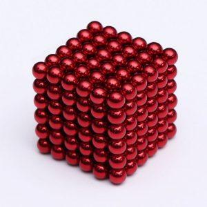 Magnetické   guličky NeoCube červená