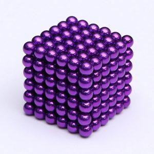 Magnetické   guličky NeoCube fialová