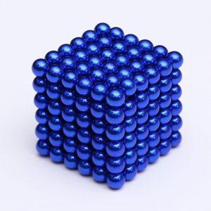 Magnetické   guličky NeoCube modrá