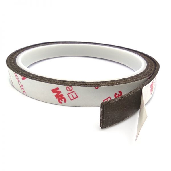 Neodýmová   magnetická lepiaca páska 10x1,5 mm (1 meter)