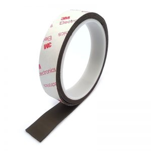 Neodýmová   magnetická lepiaca páska 20x1,5 mm (1 meter)