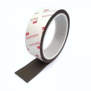 Neodýmová   magnetická lepiaca páska 30x1,5 mm (1 meter)