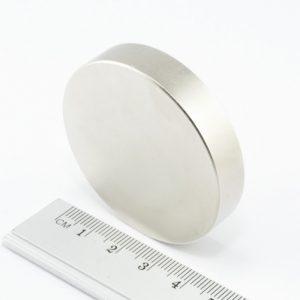 Neodýmový magnet valec 50x10 mm - N38