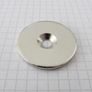 Oceľový   protikus kotúč 34x3 mm
