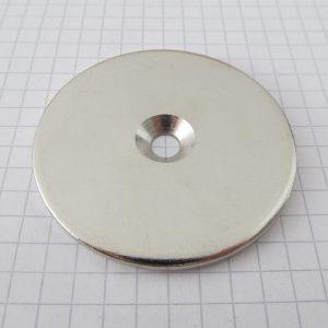 Oceľový   protikus kotúč 50x3 mm